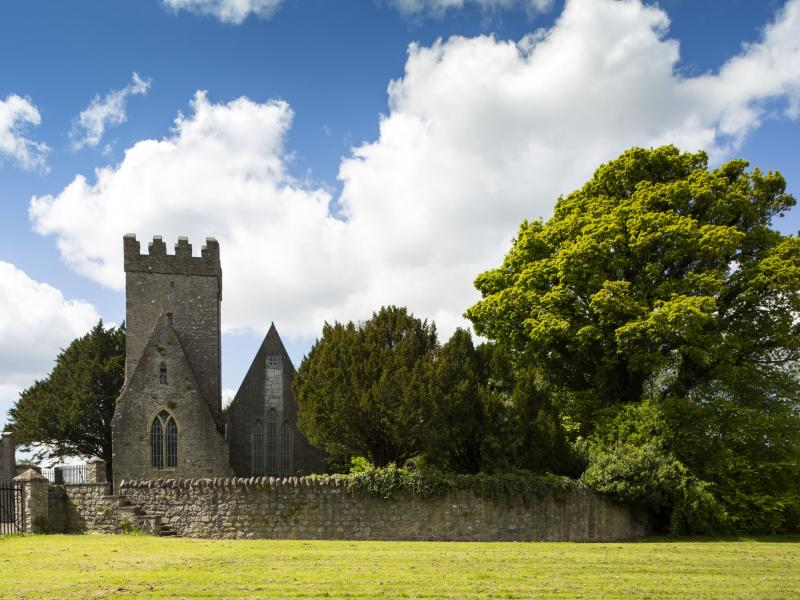 St. Doulagh's Church
